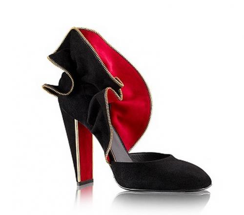 Diseño elegante y moderno en la nueva colección de Louis Vuitton