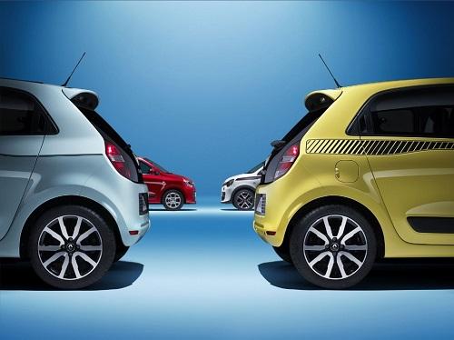 Nuevo Renault Twingo, muévete con libertad