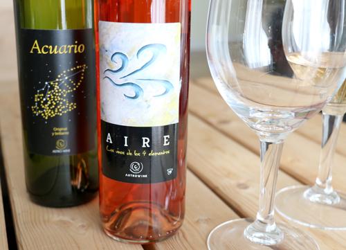Astrowine vinos del zodiaco