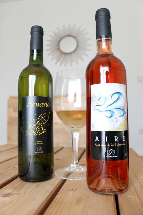 Descubrimos Astrowine, los vinos hechos a partir de las estrellas