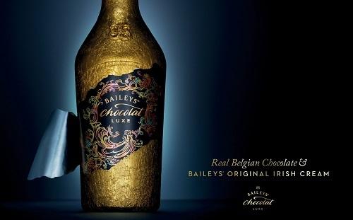 Baileys Chocolat Luxe, el auténtico placer del chocolate en tu mesa