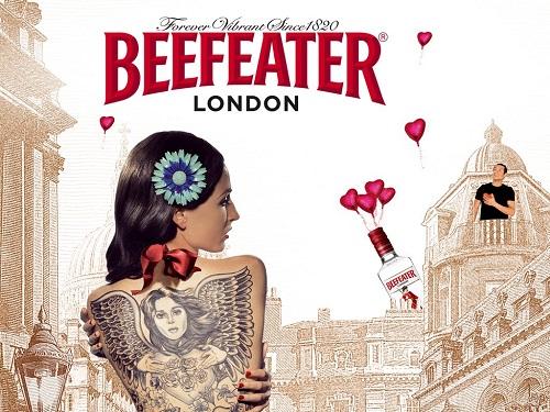 Beefeater nos enseña un Londres de contrastes