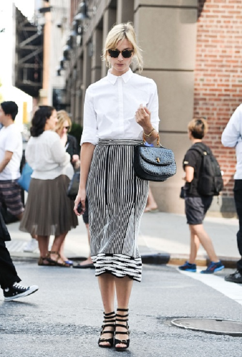 Street Style - Day 4 - New York Fashion Week Spring 2015