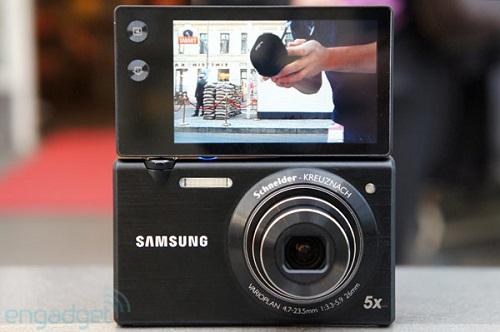 Cámara MV800 de Samsung0