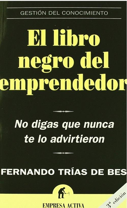 El libro negro del emprendedor'