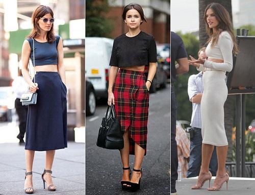 streetstyle falda midi (1)