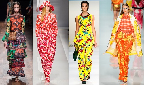 tendencias moda 2015 estampados