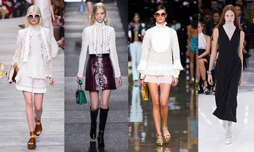 tendencias moda 2015 neoromanticismo