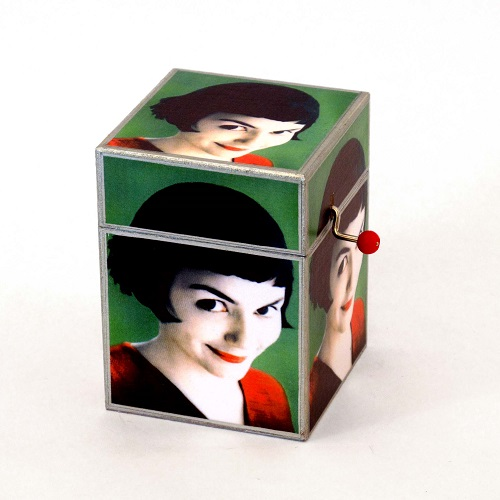 caja de musica amelie
