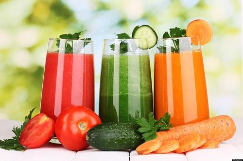 Los alimentos saludables de las dietas Perricone y Détox