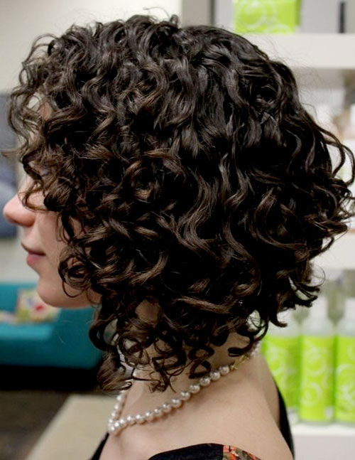 corte de pelo corto con ondas