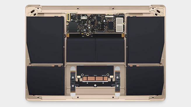 apple macbook 2015 sin ventilador