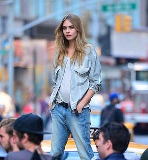 cara delevigne normocre estilo moda