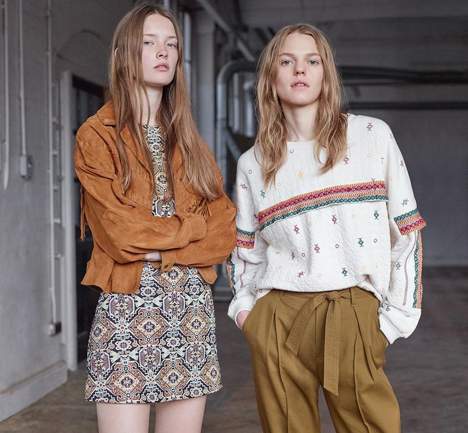 folk tendencias moda 2015 primavera
