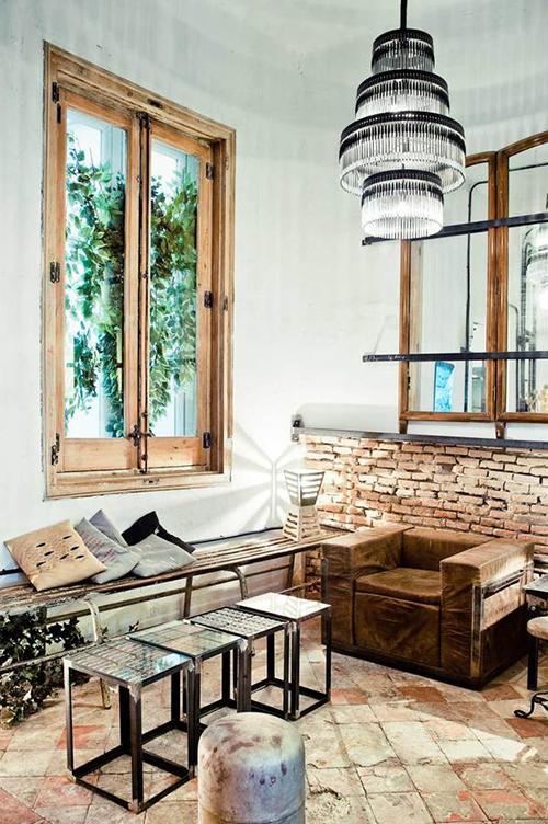 kikekeller madrid diseño decoracion tienda bar