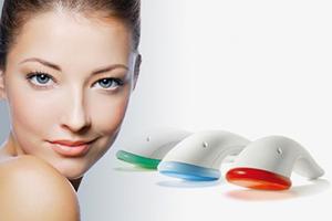terapia luz led piel belleza rostro