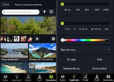 app minube social aplicacions movil tablet smartphone viajes