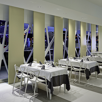 buffet comedor comida casino barcelona