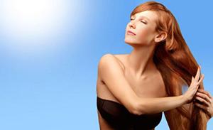 cabello sol pelo radiaciones ultravioletas proteger consejos belleza pelo