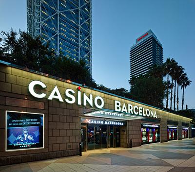 casino barcelona entrada exterior fachada villa olimpica