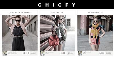 chicfy web moda accesorios compras internet online shopping