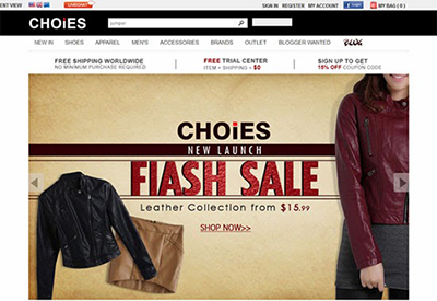 choies moda complementos online shopping