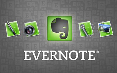 evernote app agenda organizacion notas android smartphone