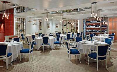 exquisit restaurant casino barcelona comida mediterranea