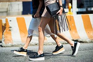 flatforms planaformas zapatod tendencia calzado moda