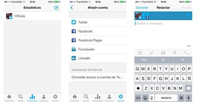 hootsuite app redes sociales movil gestion aplicacion smartphone tablet