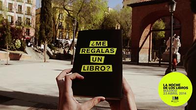 noche de los libros madrid 2014