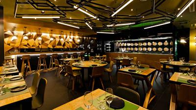 restaurante aji comida nikkey gastronomia japonesa peruana casino barcelona