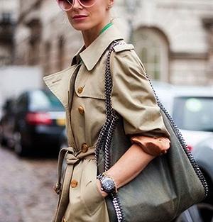 trench primavera 2015 estilo tendencia moda mujer gabardina