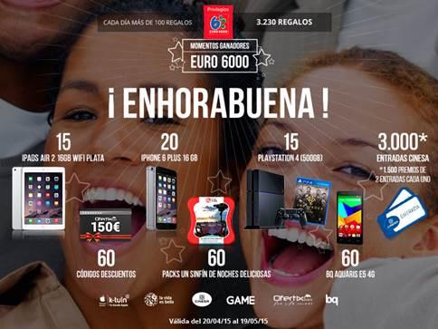 banner concurso campaña euro6000