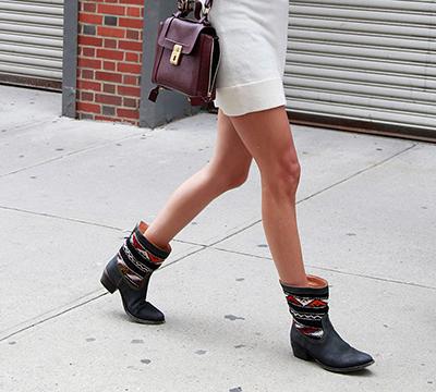 botines verano tendencias calzado