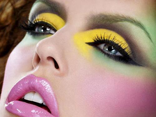 maquillaje fluor colores 2015 belleza