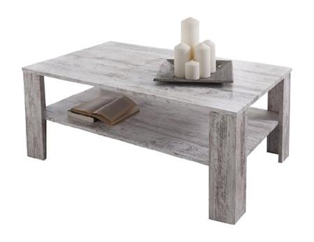 Mesa de centro en madera de pino