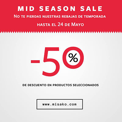 mid season sale misako