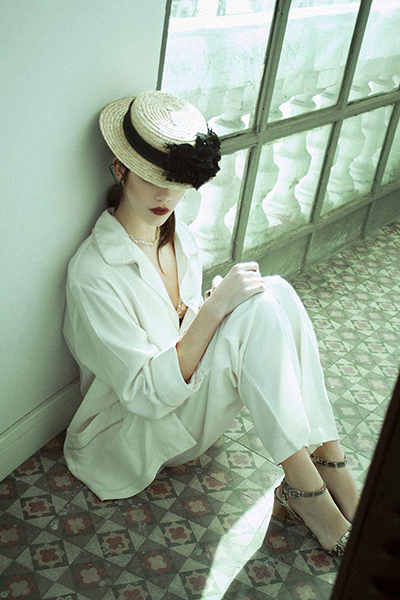 canotier sombrero moda tendencias verano 2015