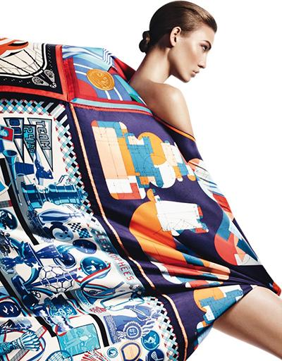 carre hermes moda accesorios pañuelo