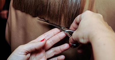corte de pelo en seco dry haircut tendencia cabello
