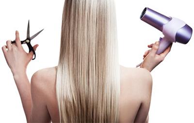 dry haircut corte de pelo en seco