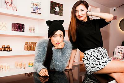 equipo miin cosmetics barcelona tienda belleza cosmetica coreana