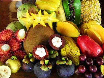 mangostino fruta belleza salud