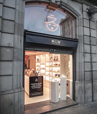 miin cosmetics barcelona tienda exterior cosmetica coreana belleza