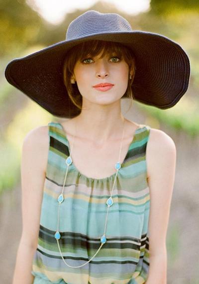 pamela tendencia sombreros verano 2015