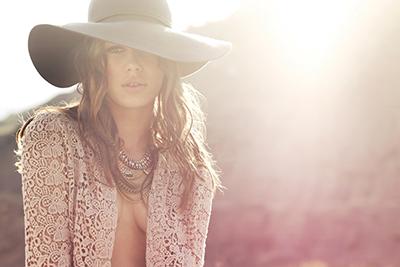 sombrero floppy tendencias moda verano 2015