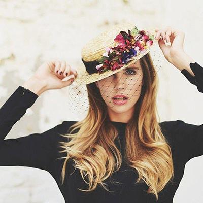 sombrero moda tendencias verano 2015