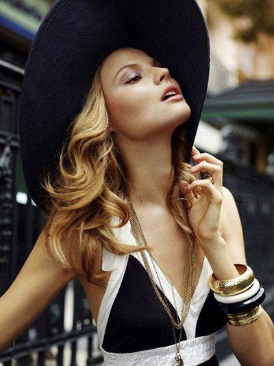 sombrero pamela moda verano 2015