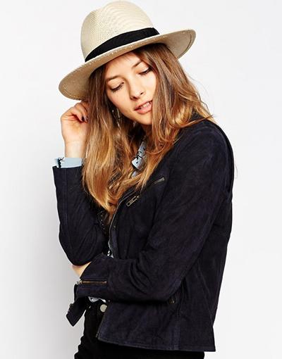 sombrero panama tendencia moda 2015